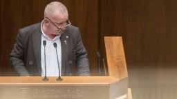 Kotleba svedčil v procese s Mizíkom, k protižidovskému statusu sa nehlásia