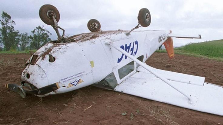 Neďaleko Viedne sa zrútilo lietadlo, neprežili dvaja ľudia