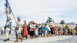 V Nitre sa tradične zišli tisíce ľudí na Národnej cyrilo-metodskej púti