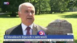 J. Varšo o Slovákoch žijúcich v zahraničí
