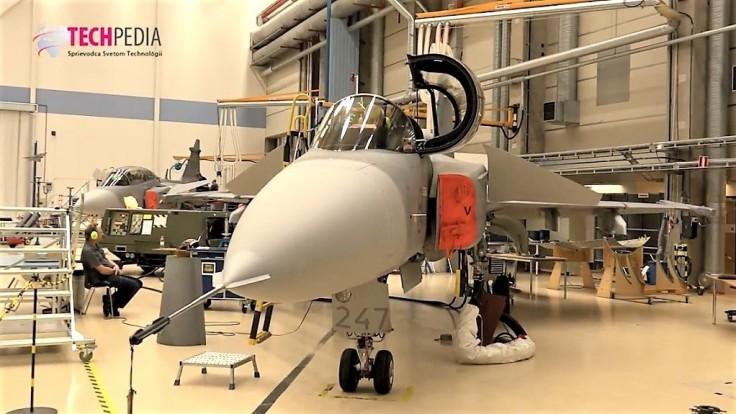Obratné stíhačky Gripen s technológiami pre efektívne nasadenie – 1. časť