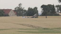 Pilot neprežil haváriu stíhačky, príčina nehody nie je známa