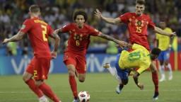 Belgičania sa prebojovali do semifinále, Brazília sa lúči so šampionátom