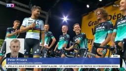 P. Privara o štarte Tour de France a možnom Saganovom konkurentovi