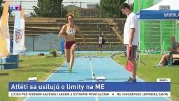 Atléti sa usilujú o limity na ME, Volko nemá veľkú konkurenciu