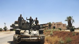 Sýria získava kontrolu nad strateným územím, ľudia sa vracajú domov