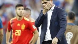 Španieli prepustili futbalového trénera, tím viedol necelý mesiac