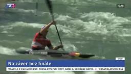 Slovenským pretekárom chýbalo šťastie, do finále neprešli