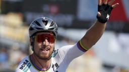 V druhej etape Tour de France triumfoval Sagan, získal žltý dres