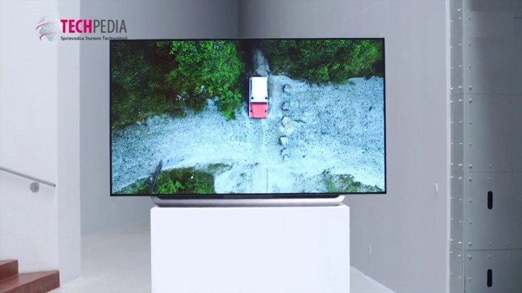 OLED LG C8 s kryštálovo čistým obrazom a umelou inteligenciou