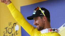 Výsledky druhej etapy Tour zmenili, Sagan kritiku súpera ustál
