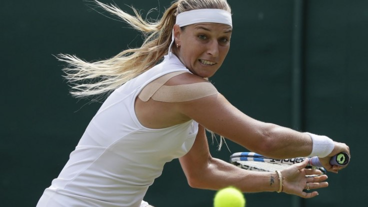 Cibulková postúpila do štvrťfinále Wimbledonu, nestratila ani set