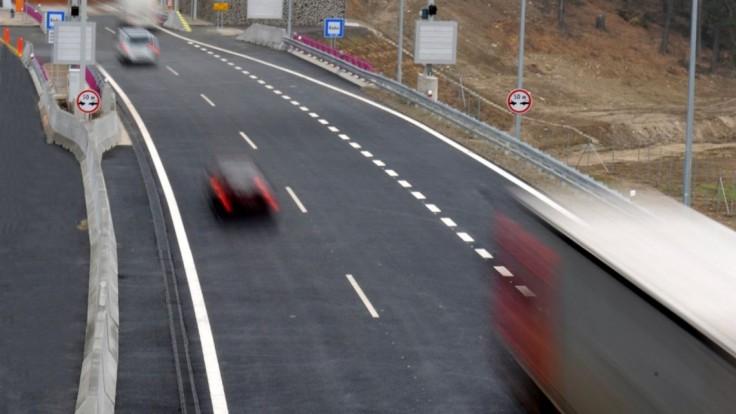 Podtatranský úsek diaľnice D1 aj s tunelom Bôrik uzatvoria