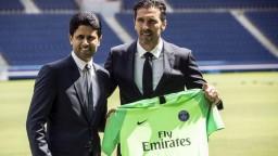 Urobím pre tento klub všetko, povedal Buffon po prestupe do Saint-Germain