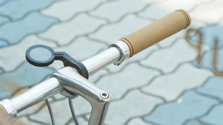 Štýlový cyklistický počítač pre rekreačných a mestských jazdcov