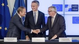 Spolupráca EÚ a NATO bude po podpise novej deklarácie tesnejšia