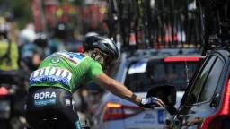 Sagan si udržal zelený dres, víťazom štvrtej etapy je Gaviria