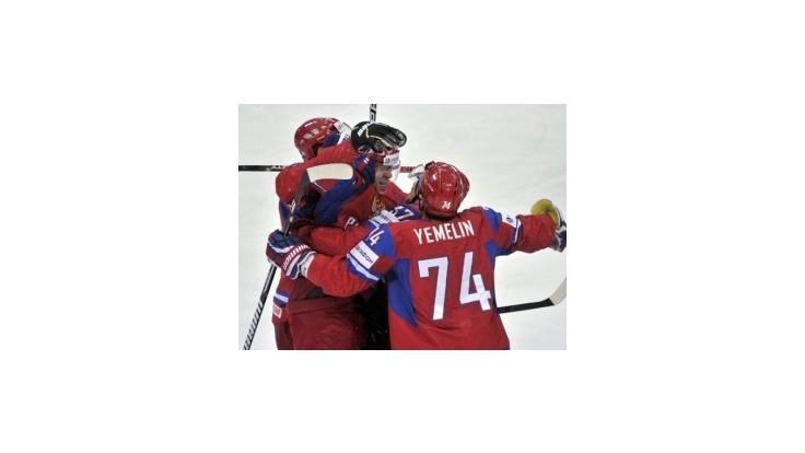 Rusi do finále, domáci Fíni neobhája titul