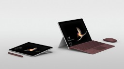 Microsoft zaútočil na iPad s cenovo dostupným tabletom Surface Go