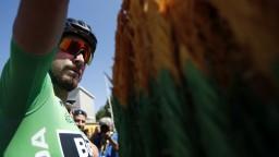 Sagan dosiahol jubilejné víťazstvo, v 5. etape vytvoril rekord