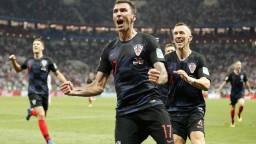 Chorvátsko oslavuje postup do finále, v predĺžení odstavilo Anglicko
