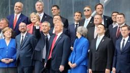 Nepriechodné, tvrdí Kiska o Trumpovom návrhu zo summitu NATO