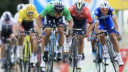 Sagan si udržal zelený dres, rozhodlo sa v záverečnom stúpaní
