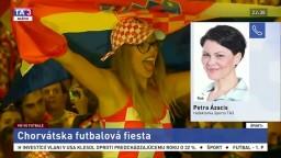 P. Ázacis o atmosfére v Chorvátsku po zápase s Anglickom