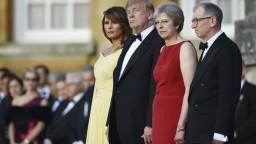 Trump: Mayovej mäkký plán môže zabiť obchodnú dohodu s USA