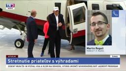 M. Reguli o návšteve Donalda Trumpa v Spojenom kráľovstve