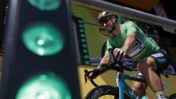 Sagan si udržal zelený dres, najdlhšiu etapu skončil tretí