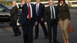 Američania sú vítaní. Problém máme len s Trumpom, odkazujú Škóti