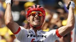 Degenkolb ovládol klasikársku etapu, Sagan zvýšil náskok v bodovačke