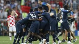 Francúzi získali titul svetových šampiónov, Chorváti nevyužili svoje šance
