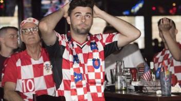Ako prežívali finále v Chorvátsku? Sklamanie vystriedala spokojnosť