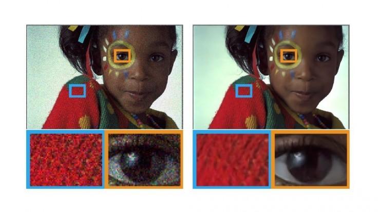 Nová umelá inteligencia dokáže zázračne opravovať zrnité fotografie