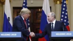 Putin poprel zásah do volieb, Trump verí v zlepšenie vzťahov