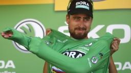 Baška verí, že Sagan si zelený dres udrží až do konca Tour