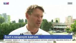 Tréner Slovana Bratislava V. Országh o ambíciach v novej sezóne