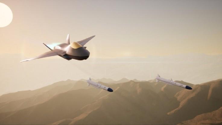 Veľká Británia predstavila koncept stíhacieho lietadla Tempest