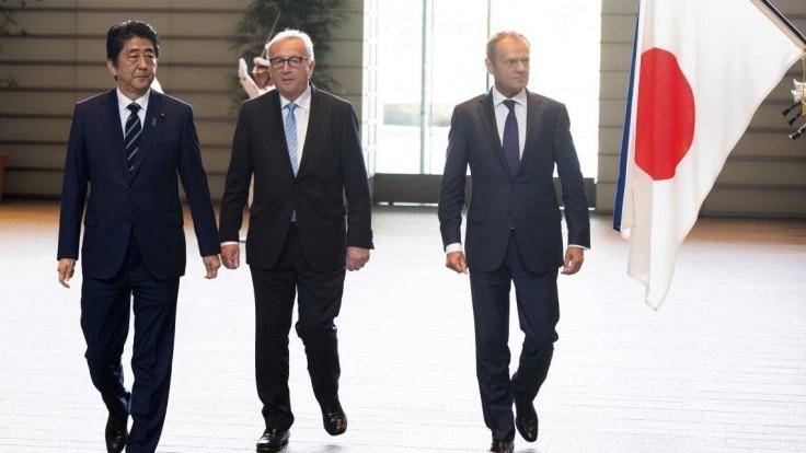 EÚ a Japonsko podpísali dohodu. Ovplyvní tretinu svetovej ekonomiky
