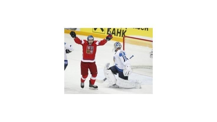 Česi zdolali domáce Fínsko a získavajú bronz