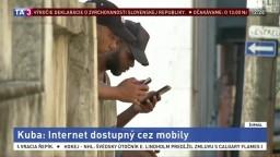 Kuba sa posúva dopredu, pre ľudí sprístupňuje internet v mobile