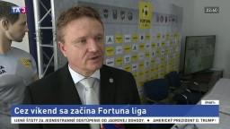 Prezident Únie ligových klubov I. Kozák o ďalšom ročníku Fortuna ligy
