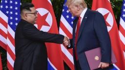 Trump o odzbrojení KĽDR: Pokračujeme v procese, neponáhľame sa