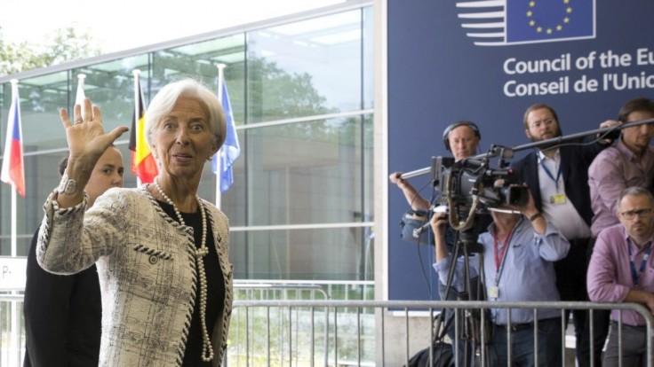 Šéfka MMF varovala Trumpa. Obchodná vojna by najviac zasiahla USA