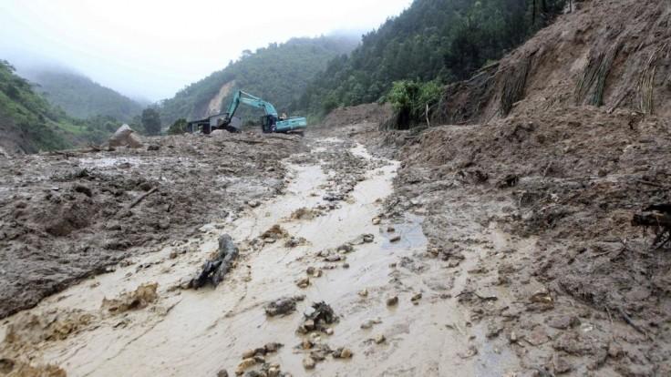 Mongolsko sužujú záplavy, vyžiadali si desiatky obetí