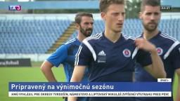 Slovan je pripravený na výnimočný rok, pred sezónou má jasné ciele