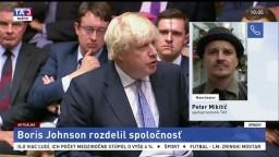 Spolupracovník TA3 P. Mikitič o pohľade Britov na odchod Johnsona