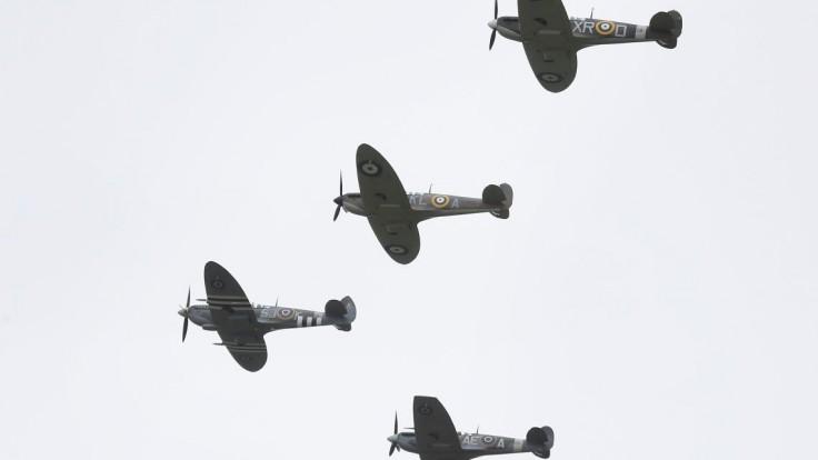 Zomrel najmladší pilot, ktorý ochránil Britániu pred Hitlerom